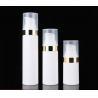 Buy cheap Full range skin care plastic PP airless cosmetic bottle 15ml 30ml 50ml from wholesalers
