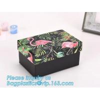 China Custom Luxury Printing Art Paper Gift Packaging Box With Clear Plastic/PVC Window wholesale,paper box with logo stamping on sale