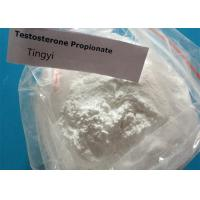China Testosterone Propionate 57-85-2 99% Purity Muscle Building Quick Effects wholesale