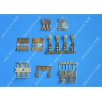 China Low Breaking Capacity Wire Crimp Terminals , Electrical PCB AutomotiveFuse Box Terminals on sale