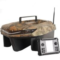 China Fishing Bait Boat , Fishing Tackles RYH-003D With Triple Hull ,Compass , GPS , Fish Finder on sale