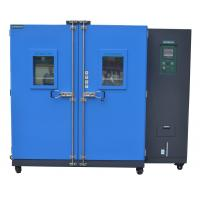 China IEC60068 Big Size Paint Walk In Chamber With View Window For Climate Test wholesale