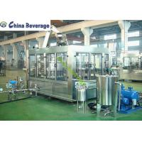 China Sparkling Carbonated Drink Filling Machine Automated PET Bottle Food Grade wholesale