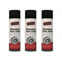 China ROHS Certificate Tyre Foam Spray Non Toxic For Dirt And Gum APK-8307 wholesale