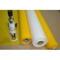 China 84 Micron Polyester Screen Printing Mesh Silk Bolting Cloth For PCB / Glass wholesale