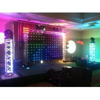 China LED Screen Goal Post Truss Goal Post Lighting Stand For Lounge Bar Singing Stage wholesale