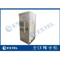 "Buy cheap 19"" 40U IP55 Outdoor Telecom Enclosure, with Air Conditioner, EMS and PDU from wholesalers"