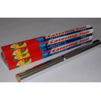 Quality 60m BBQ Soft Silver Food Service Aluminum Foil Roll 18 Inch Width for sale