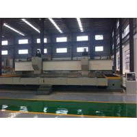 China high speed CNC tube sheet drilling machine THD60, flange drilling machine for wind tower THD60 wholesale