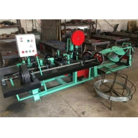 China 600m/H 2.8mm Barbed Wire Manufacturing Machine wholesale