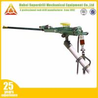 China Hot sale hand held pneumatic rock drill wholesale
