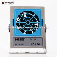 China Mini ESD Benchtop Ionizer Variable Speed Anti Static Ionised Air Blower wholesale