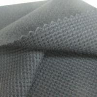 China Coolpass waffle fabric with UV protection and moisture wicking wholesale