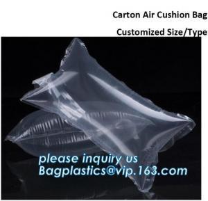 China cushion pillow/air cushioning bags, inflatable beach pillow bag, toner cartridge air column bag, inflatable air bag for wholesale