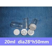 China 20ml Plastic Clear Bottle wholesale