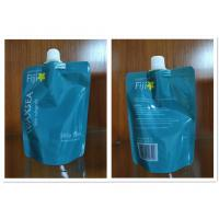 China Plastic Stand Up Pouch With Spout Packaging Non Leakage Stable Performance wholesale