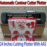 China Silhouette Cutting Plotter 24'' Vinyl Cutter With AAS Professional Graphic Cutter Plotters wholesale