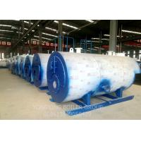 China Large Capacity Oil Fired Steam Boiler For Chemistry Factory WNS 0.7 / 1.4 / 2.1 MW wholesale