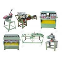 Commercial Wood Processing Machine , Earth - Friendly Bamboo Skewer Making Machine