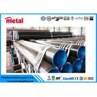 China 60.3mm X 2.77mm X 4000mm Cold Drawn Seamless Tube , ASTM A179 High Pressure Steel Tubing wholesale