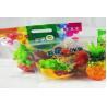 China PET/CPP Fresh Fruit Bags Vegetables Packaging Laminated Plastic Gravure Printing wholesale
