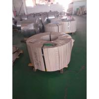 China Cold Rolled & Soft Condition Steel Strips Size 0.25mm Thick and Width 8.50mm Turbine Rotor Shaft wholesale