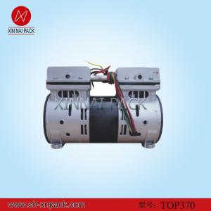 China TOP370 economic mini silent air compressor price list of oil free 370W wholesale