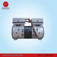 China TOP370 mini oil free air pressure booster used in many areas wholesale