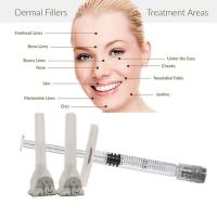 China Injectable Hyaluronic Acid Dermal Filler For Lip Buttock Breast Injection/anti wrinkle sodium hyaluronate gel wholesale