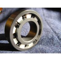 China Chrome Steel Deep Groove Ball Bearing 6004 2RS, 6004 ZZ wholesale
