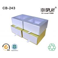 China Coated Paper Color Printed Cardboard Gift Boxes Drawer Shape For Electronic Products wholesale