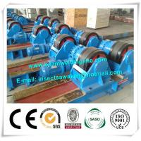 China Automatic Industrial Pipe Welding Rotator Adjust By Bolt Or Screw wholesale