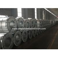 China Chromating Treatment Zinc Coated Steel For Shutters / Awnings / Siding wholesale