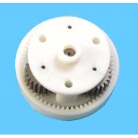 China Plastic injection mold with PA66 material, the parts is gear motor wholesale