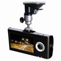 China Car Black Box with GPS Function, Supports Multiple HD Video and Built-in 3D Acceleration Sensor wholesale