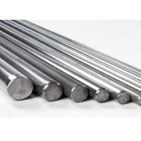 China ASTM/ASME SB 425 Alloy 825/incoloy 825/UNS N08825 steel round bar wholesale