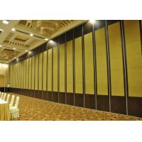 China Auditorium Sliding Doors Partition Walls For International Convention Centers wholesale