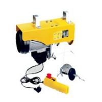 China PA electric mini wire rope hoist--supply hoist, chain hoist, electric hoist,trolley, lever block, wholesale