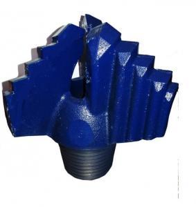 China SupAnchor R25 Scrap Pdc Drag Drill Bits / Diamond Cut Drill Bits Oil/Pdc Rock Drill Bits wholesale