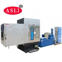 China Constant Temperature Humidity And Vibration Environmental Simulation Test System wholesale
