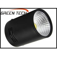 China Black / White Aluminum LED Down Light Low Maintenance Cost 1000lm 220V wholesale