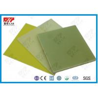 China Mildew Resistance Green Resin Worktops Eco - Friendly For Laboratory wholesale