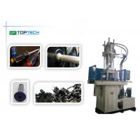 China Low Noise Mini Plastic Injection Molding Machine Producing With  Inserts PLC Control wholesale