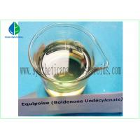 CAS 10161-34-9 Equipoise Boldenone Undecylenate Injection Anabolic Androgen