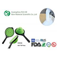 ROHS LSR 6250-20 High Transparent Food Grade Liquid Silicone Rubber For Making Different Moulds