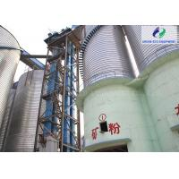China Steel Wire Rope 167t/H Belt Bucket Elevator For Raw Cement wholesale