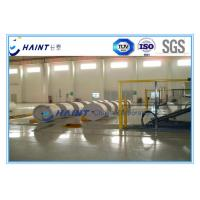 Quality Industrial Paper Roll Handling Equipment With Retractable Sectional Stopper for sale