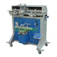 China YZ-1100Y Large high quality new cheap cylindrical single color screen printing machines for buckets on sale