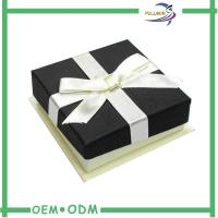China Father'S Day Promotion Recycled Kraft Paper Gift Boxes With Offset Printing wholesale