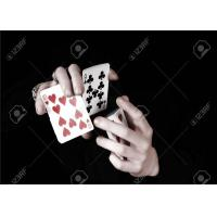 China Professional Snap Change Card Trick Magic Poker Skills And Techniques wholesale
